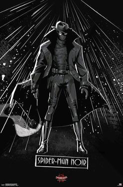 Spider-Man: Into the Spider-Verse - Spider-Man Noir