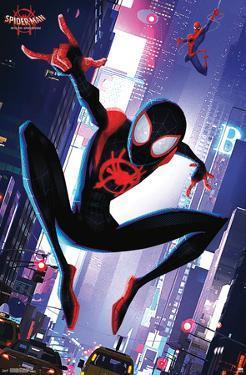 Spider-Man: Into the Spider-Verse - Street