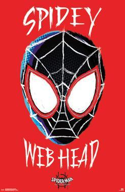 Spider-Man: Into the Spider-Verse - Web Head