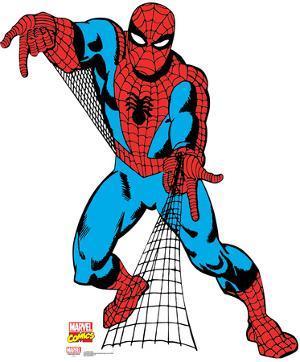 Spider-Man - Marvel Comics Lifesize Standup