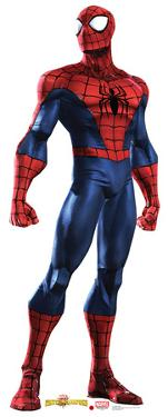 Spider-Man - Marvel Contest of Champions Game Lifesize Cardboard Cutout