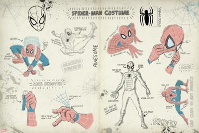 Spider-Man Sketchbook 2