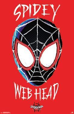SPIDER-MAN: SPIDER-VERSE - WEB HEAD