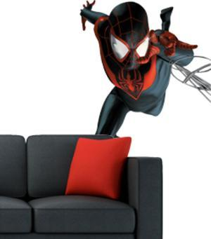 Spider-man - Swinging Web Wall Jammer Wall Decal