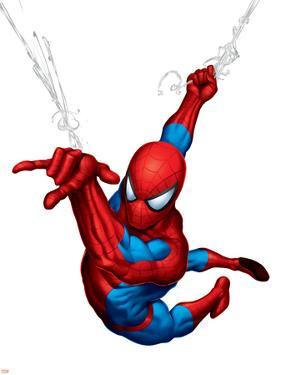Spider-Man Swinging