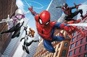 Spider-Man- Web Heroes