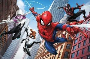 Spider-Man- Web Heroes