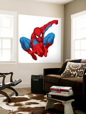 Spider Sense Spider-Man: Spring, Spider-Man Posing
