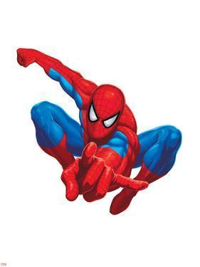 Spider Sense Spider-Man: Valentine, Spider-Man Posing