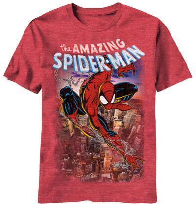 Spiderman - Spiderscene