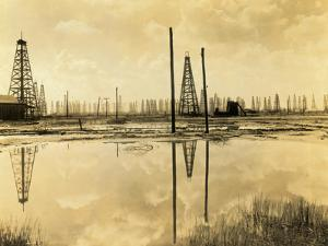 Spindle Top Oil Fields