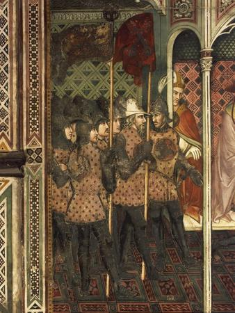 The Pope Handing His Sword over to the Doge Ziani, Scene from the Stories of Alexander III