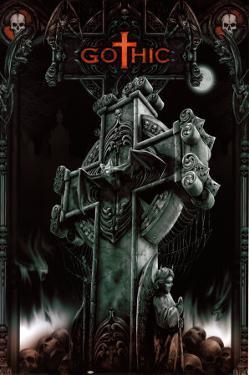 Spiral - Gothic Cross