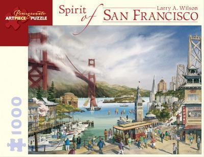 Spirit Of San Francisco 1000 Piece Puzzle