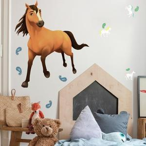 SPIRIT RIDING FREE PEEL AND STICK GIANT WALL DECALS
