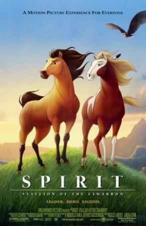Spirit- Stallion of the Cimarron