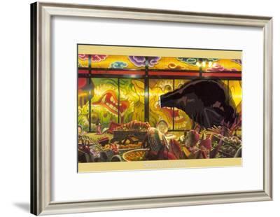 Spirited Away--Framed Masterprint