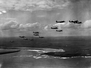Spitfires on Patrol