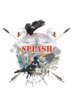 Splash Culture White