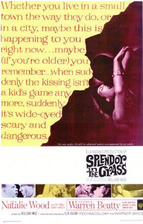 Splendor in the Grass, 1961