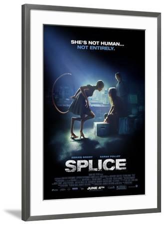 Splice--Framed Poster