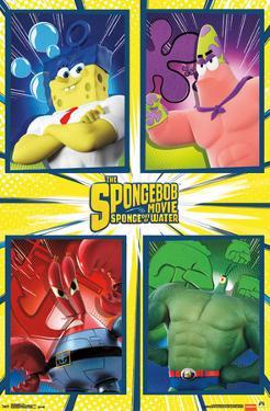 Spongebob 2: Sponge Out Of Water - Team