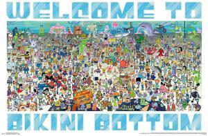 Spongebob - Every Character Ever
