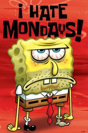 Spongebob (I Hate Mondays)