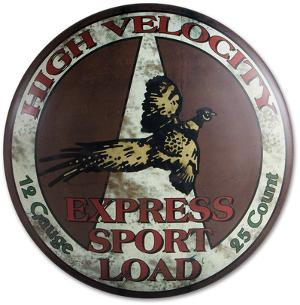 Sport Load Dome Sign