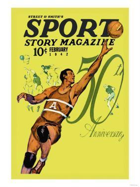 Sport Story Magazine: 50th Anniversary