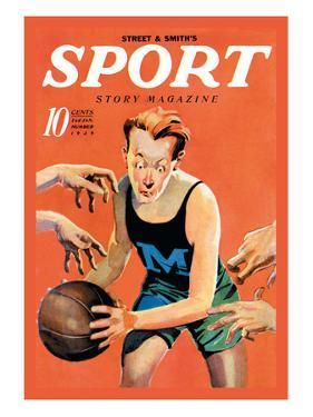 Sport Story Magazine: Stiff Competition