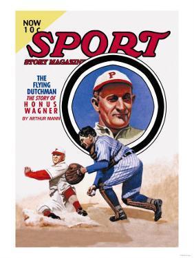 Sport Story Magazine: The Flying Dutchman