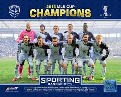 Sporting KC  Starting 11 2013 MLS Cup