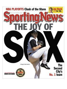 Sporting News Magazine June 03, 2005 - The Joy of Sox - The Second City's No. 1 Team