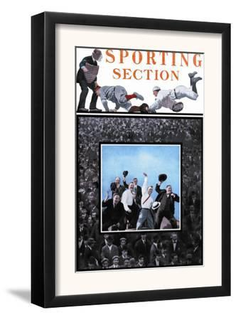 Sporting Section: Hooray!