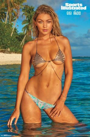 Sports Illustrated- Gigi Hadid 16