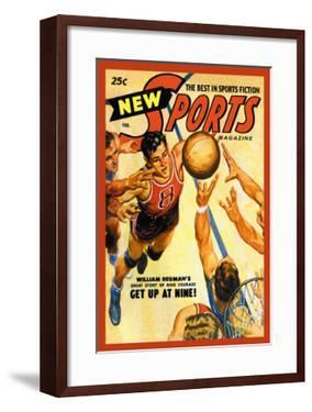 Sports Magazine: Basketball