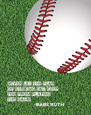 Baseball Quote by Sports Mania