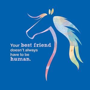 Horse Quote 11 by Sports Mania