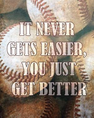 Just Get Better by Sports Mania
