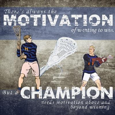 Motivation of Wanting to Win by Sports Mania