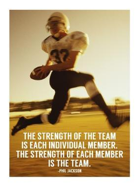 Strength of the Team by Sports Mania