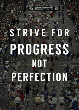 Strive for Progress by Sports Mania