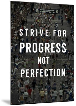 Strive for Progress by Sports Mania