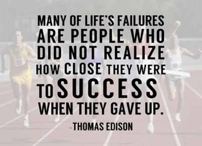 Success - runners by Sports Mania