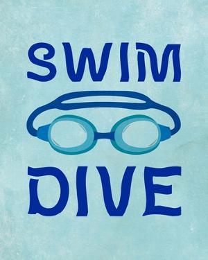 Swim Dive 1 by Sports Mania