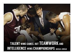 Teamwork by Sports Mania