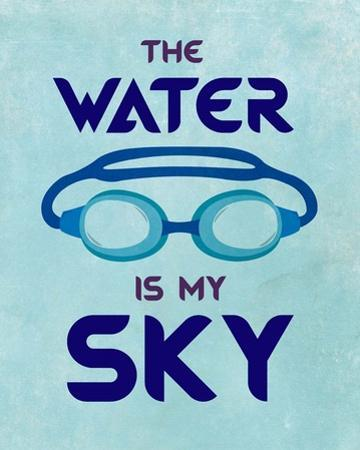The Water is My Sky by Sports Mania