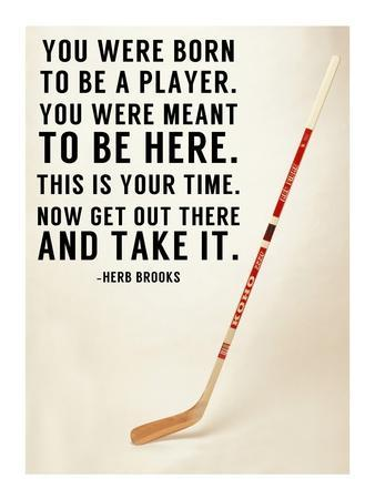 You Were Born To Be A Player