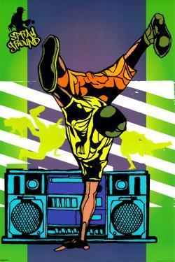 Sprayground - B-Boy